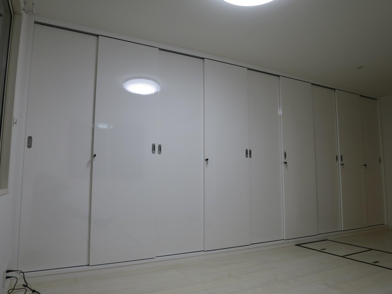 横幅550センチ!大容量の本棚|神奈川県・横浜市
