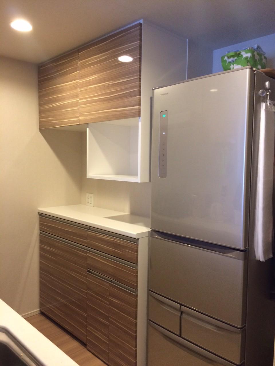 新築マンションをご購入の方におすすめ!吊戸棚の下も有効にスペースを活用する方法